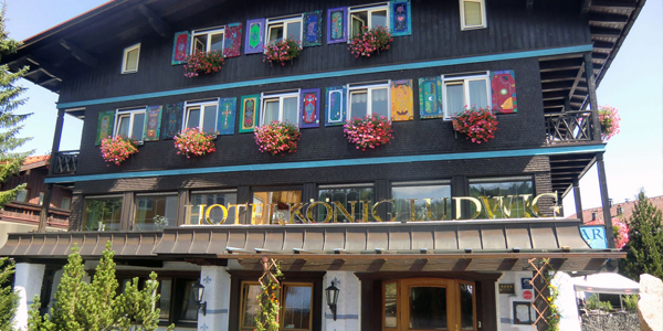 Hotel Ludwig Royal